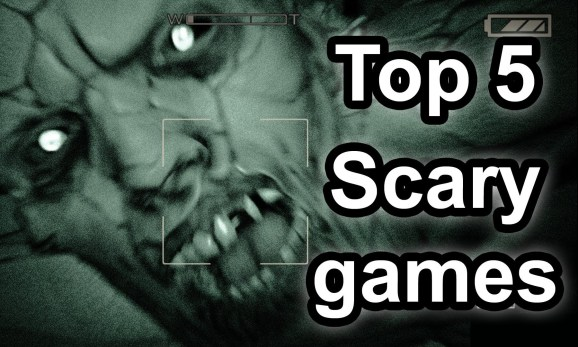 Top 5 scary gaming pc games