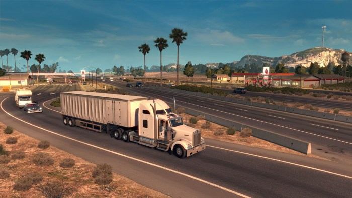American Truck Simulator Courtesy - Ubisoft Montreal
