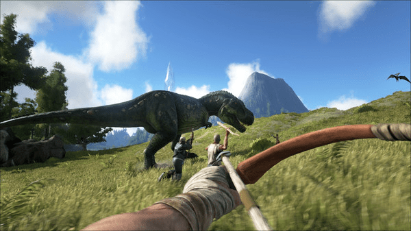ARK-Survival Evolved