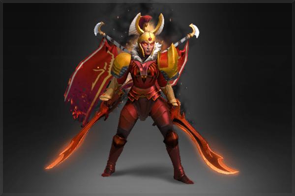 Legion Commander-Blades of Voth Domosh