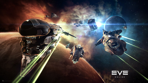 Gameplay of Eve Online for Gaming Computers