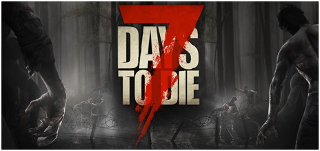 Playing 7 Days to Die