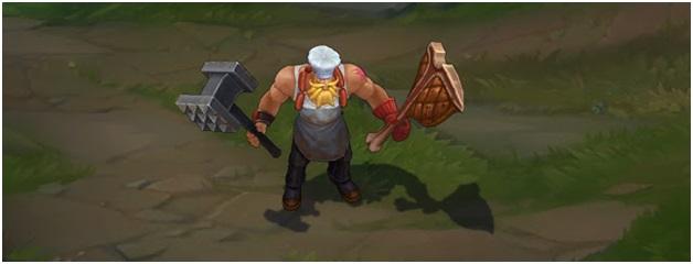 Butcher Olaf