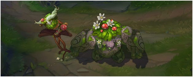 ivern and daisy in-game look