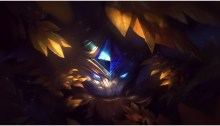 playing victorious maokai on league of legends