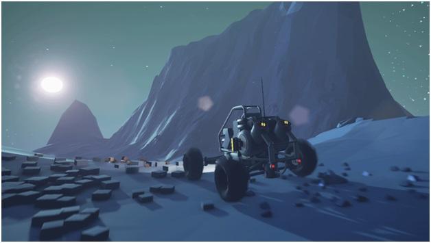 Sneakpeek Astroneer Rover