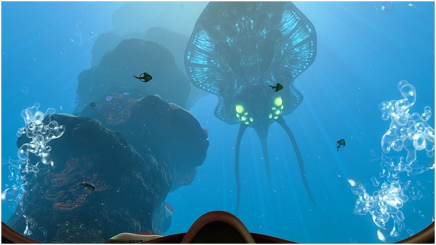 play subnautica on gaming PC