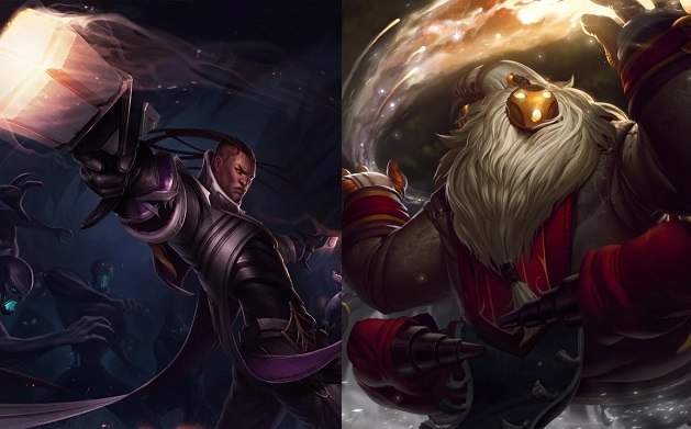 Lucian and Bard