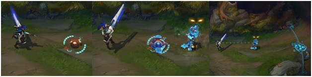 Pulsefire Caitlyn 2nd Look