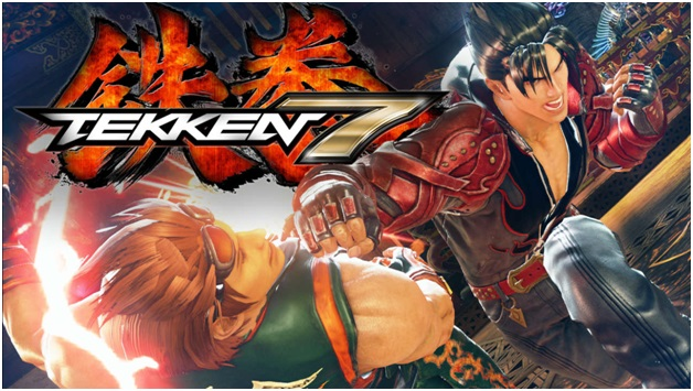 Tekken 7 new characters