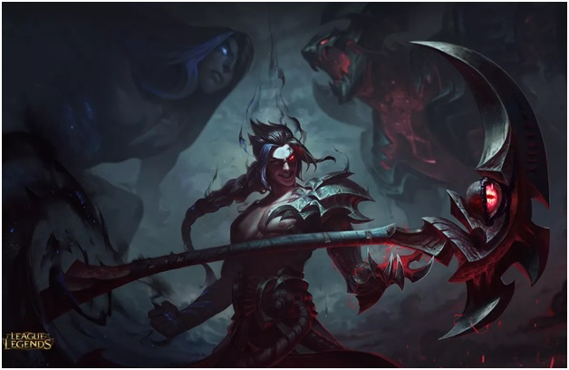 Kayn The Shadow Reaper
