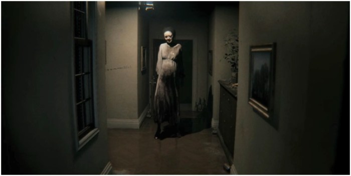 silent hills p.t. as played in gaming pc