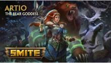 Artio - The Bear Goddess