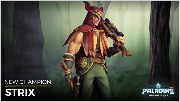 New Champion Strix