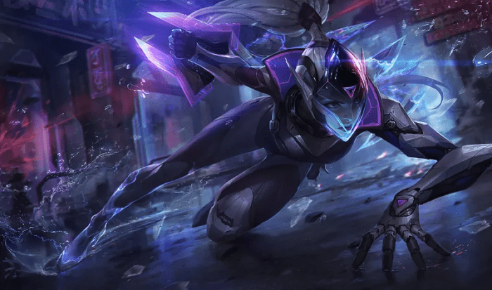 PROJECT - Vayne