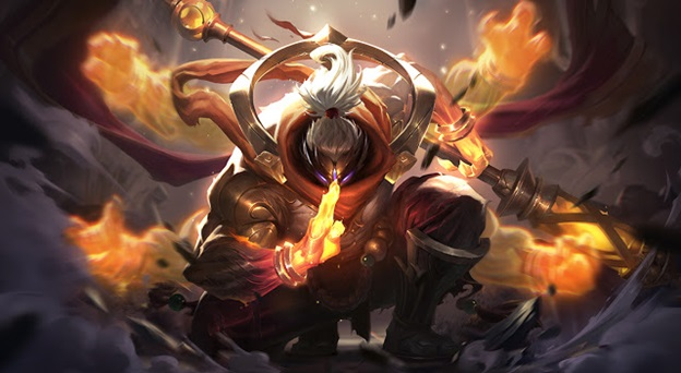 The New God Staff Jax Skin and Varus Splash Update