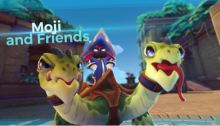 Moji and Friends