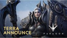 Paragon New Hero Terra
