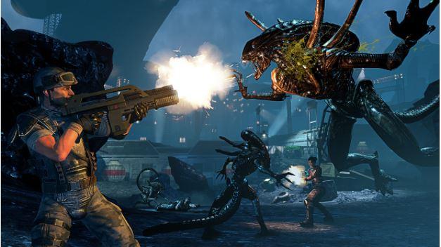 Cold Iron Studios Alien Game
