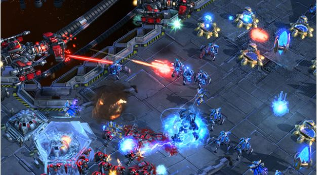 Starcraft 2 in your Gaming PCs