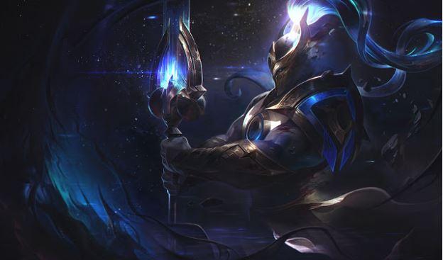 Cosmic Defender Zin Xhao