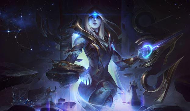 Cosmic Queen Ashe