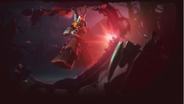 Grimstroke, One of The Dota 2 New Hero Releases.