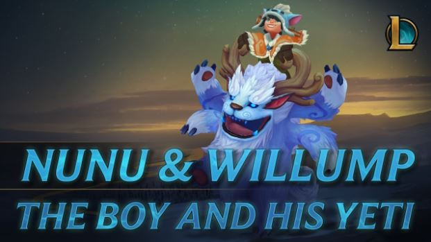 Nunu and Willump As Played In Gaming PC