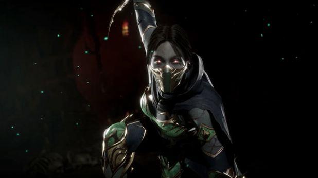 Mortal Kombat Jade