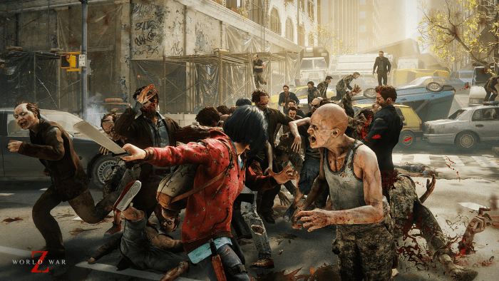 World War Z For Your Gaming PC
