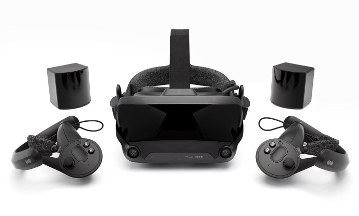 Index VR Headset By Valve