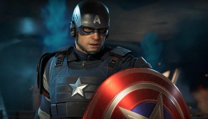 Try the gameplay of  Marvel's Avengers.