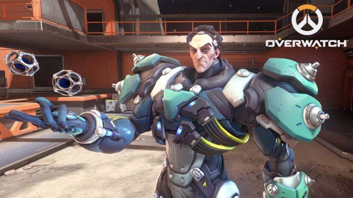 Learn and play the new character of overwatch, Sigma in your gaming pc.