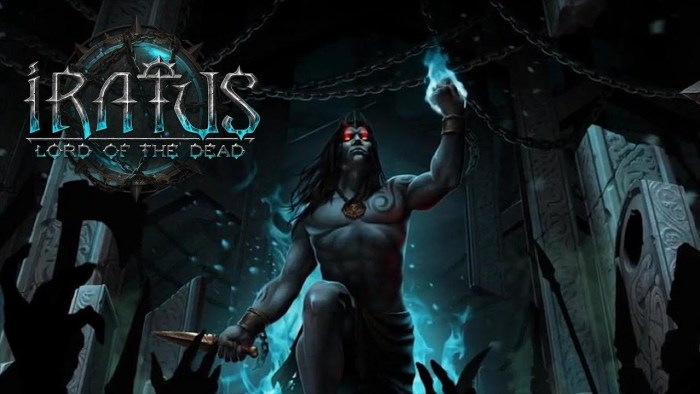 Knowing everything abouth the lord of the dead: Iratus.