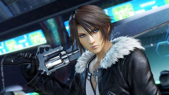 Released of Final Fantasy 8 remastered for your gaming pc.