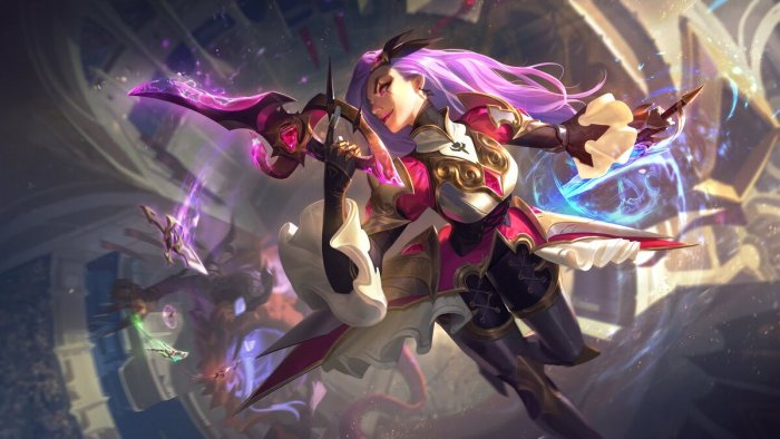 Battle Queen Katarina