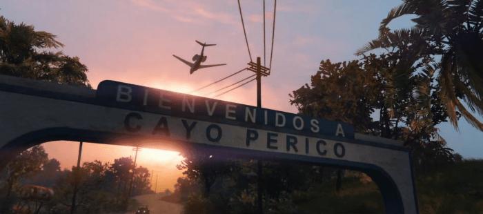 Cayo Perico Heist