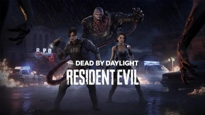 Dead by Daylight - Resident Evil