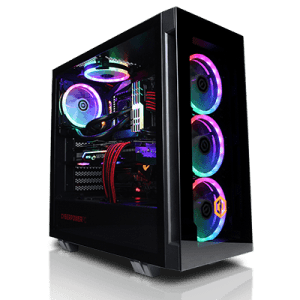 Intel 10th Gen SI from CyberpowerPC