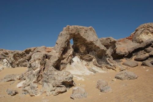 Crystal Mountain, Egypte (2009)
