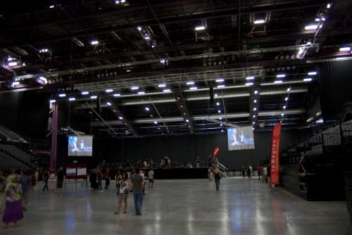 Arena @ Montpellier, France (2010)
