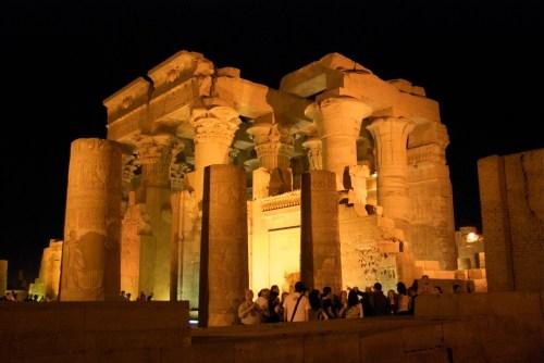 Temple de Kôm Ombo @ Kôm Ombo - Egypte