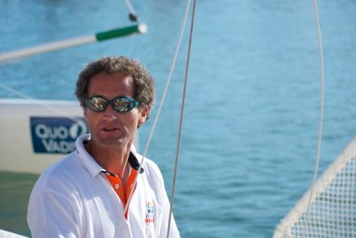 Michel Desjoyeaux / Trophée Clairefontaine @ La Grande Motte, France (2010)