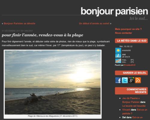 BonjourParisien.fr