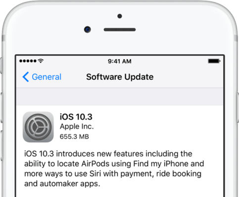 download iOS 10.3