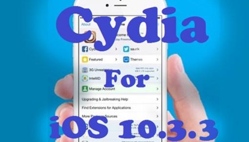 Download Cydia OS 10.3.3