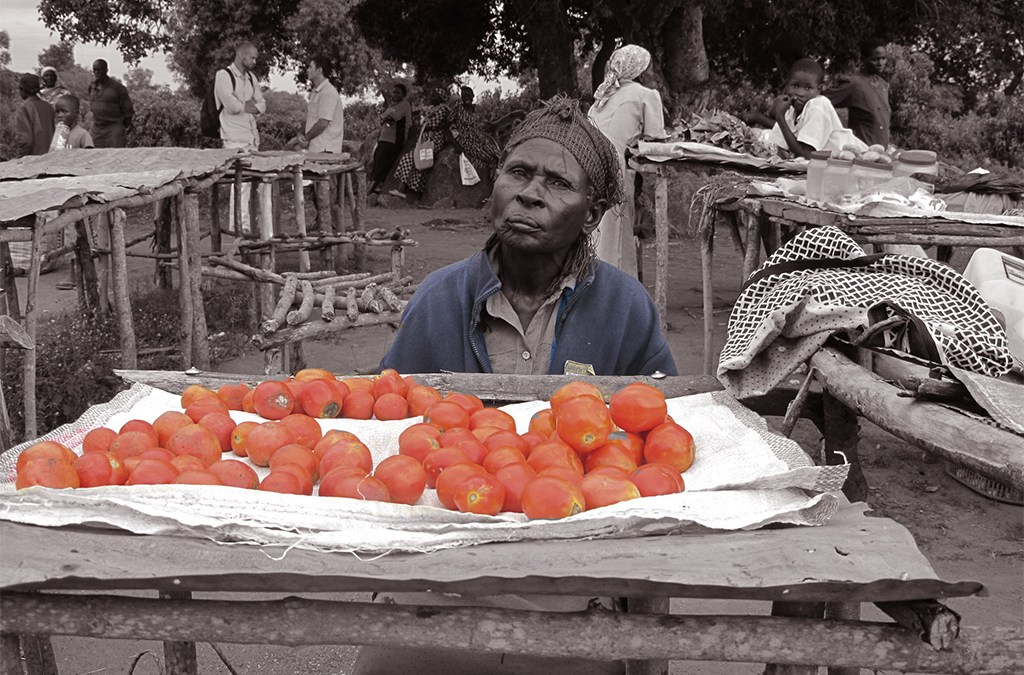 Where on earth is Kajulu, Kenya?