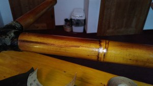 Bambus mit zwei Schichten Bio Impression