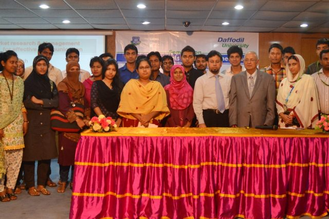 Seminar on Pharmaceuticals Marketing by Department of Pharmacy