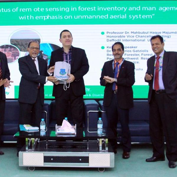 Seminar on The Status of Remote Sensing in Forest Inventory and Management with Emphasis on Unmanned Aerial System